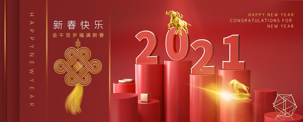 2021红色